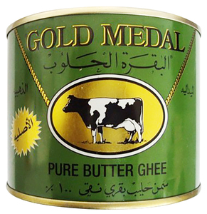 Gold Medal Pure Butter Ghee 2x400g