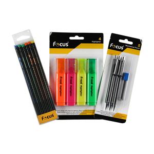 Focus Pencil & Highlilghter Set 1 set