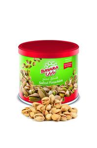 Bayara Snacks Pistachios Salted Can 100g