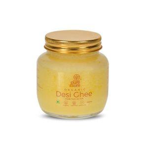 Pure & Sure Organic Desi Ghee 200ml