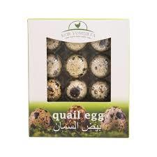 Kor Quail Eggs 12s