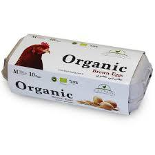 Kor Free Range Eggs Medium 10s