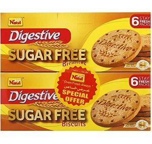 Nabil Digestive Biscuits 2x300g