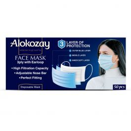 Alokozay Face Mask 50pcs