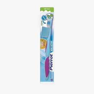 Pierrot Tooth Brush Soft 2pc