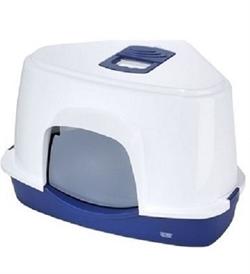 Ebi Cat Toilet Prism 60 Navy 1pc