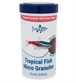 Fish Science Micro Granules 140g