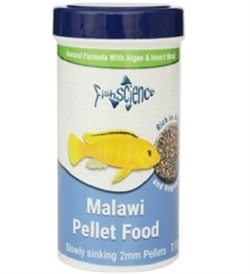 Fish Science Malawi Pellets 450g