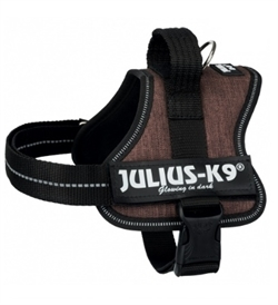 Julius K9 Mocca Powerharness Baby 2 1pc