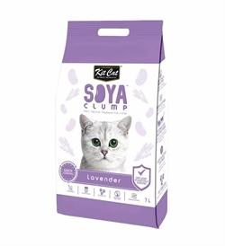 Kit Cat Soyaclump Soyabean Litter Lavander 7L/2.55kg