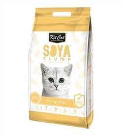 Kit Cat Soyaclump Soybean Litter Original 7L/2.55kg