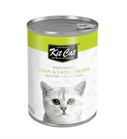 Kit Cat Wild Caught Tuna With Katsuobushi 400g