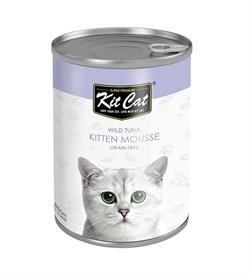 Kit Cat Wild Tuna Kitten Mousse 400g