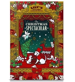 Lily's Kitchen Dog Christmas Advent Calendar 2019 122g