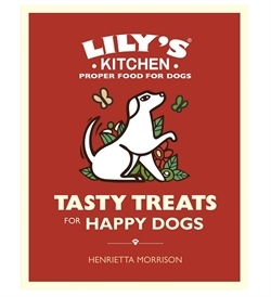 Lily's Kitchen Tasty Treats For Happy Dogs Recipe Book 1s