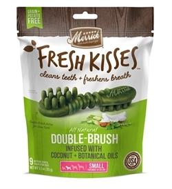 Merrick Fresh Kisses Coconut Oil Brushes Small 9s