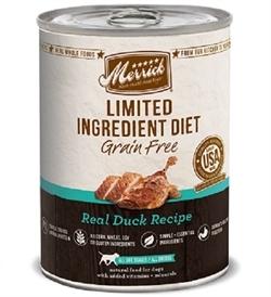 Merrick Limited Ingredient Diet Duck 360g