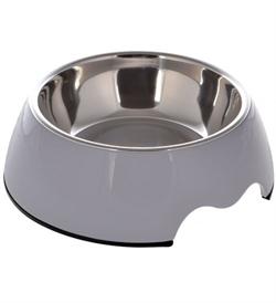 Nutrapet Melamine Bowl Classic Grey Design 160ml