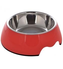Nutrapet Melamine Bowl Classic Red Design 160ml