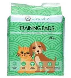 Pawsitiv Training Pads Lavender Scented 60pcs