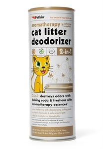 Petkin Aromatherapy Cat Litter Deodorizer Vanilla 1pc