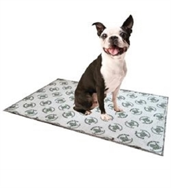 """Poochpad Indoor Turf Dog Potty Replacement Pad 16"""" x 24"""""""