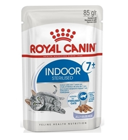 Royal Canin Indoor Sterilised 7+ In Jelly 85g
