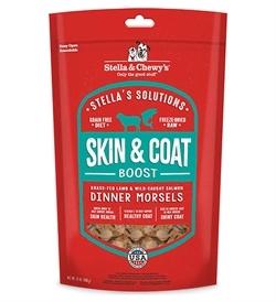 Stella & Chewy Skin & Coat Grass Fed Lamb & Wild Caught Salmon 13oz