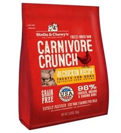 Stella & Chewy Carnivore Crunch Chicken Recipe 3.25oz