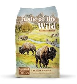 Taste Of The Wild Ancient Prairie Bison & Venison 2.27kg