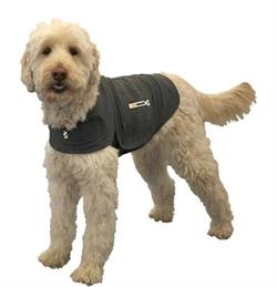 Thundershirt For Dog Grey Small 1pc