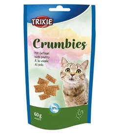 Trixie Crumbies With Poultry And Taurine 60g