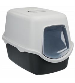 Trixie Dark Grey/Light Grey Vico Litter Box 56x40x40cm