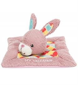 Trixie Junior Snuggler Rabbit Fabric 13×13cm