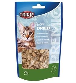 Trixie Premio Freeze Dried Chicken Hearts 25g