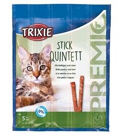 Trixie Premio Stick Quintett Poultry/Liver 5×5g