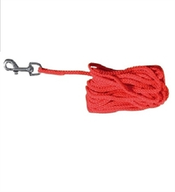 Trixie Red Tracking Leash 15m