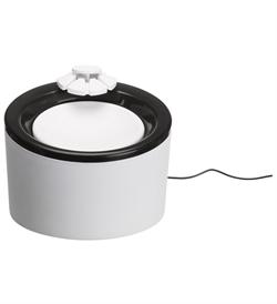 Trixie Triple Flow 2 Liter Water Dispenser Black/White Black/White
