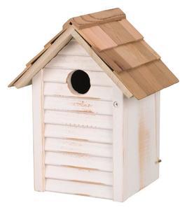 Trixie White Bird House 18x24x15cm