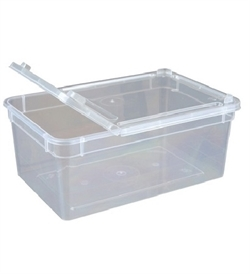 Trixie Braplast Plastic Box 24x7x18cm