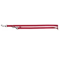 Trixie Premium Adjustable Leash XS-S Red 1pc