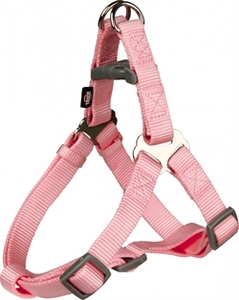 Trixie Premium One Touch Harness Pink Small 1pc
