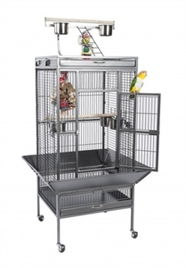 Tropical Bird Greys World Antrasit 1pc