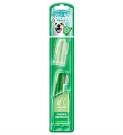 Tropiclean Finger Brushes 2pcs