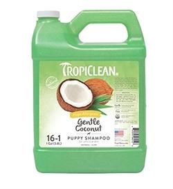Tropiclean Gentle Coconut Puppy Shampoo Hypo-Allergenic 3.8L