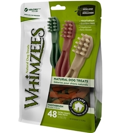 Whimzee Toothbrush 48 Xsmall Valuepack 1pc