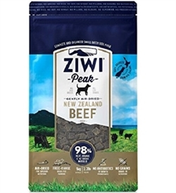 Ziwipeak Air Dried Beef For Dogs 1kg