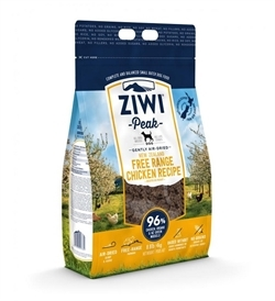 Ziwipeak Air Dried Free Range Chicken For Dogs 1kg