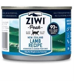 Ziwipeak Moist Lamb For Cats 185g