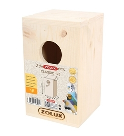 Zolux Bird Nesting Box Classic 175 1pc